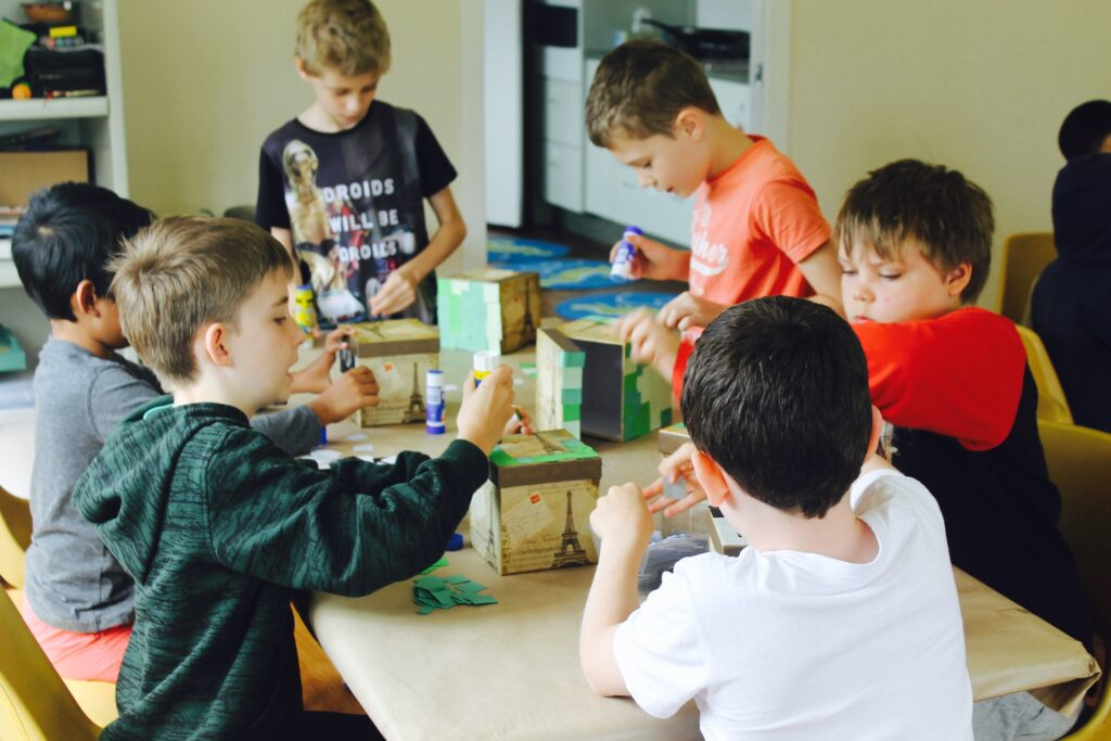 Learn a new skill in fun school holiday workshops