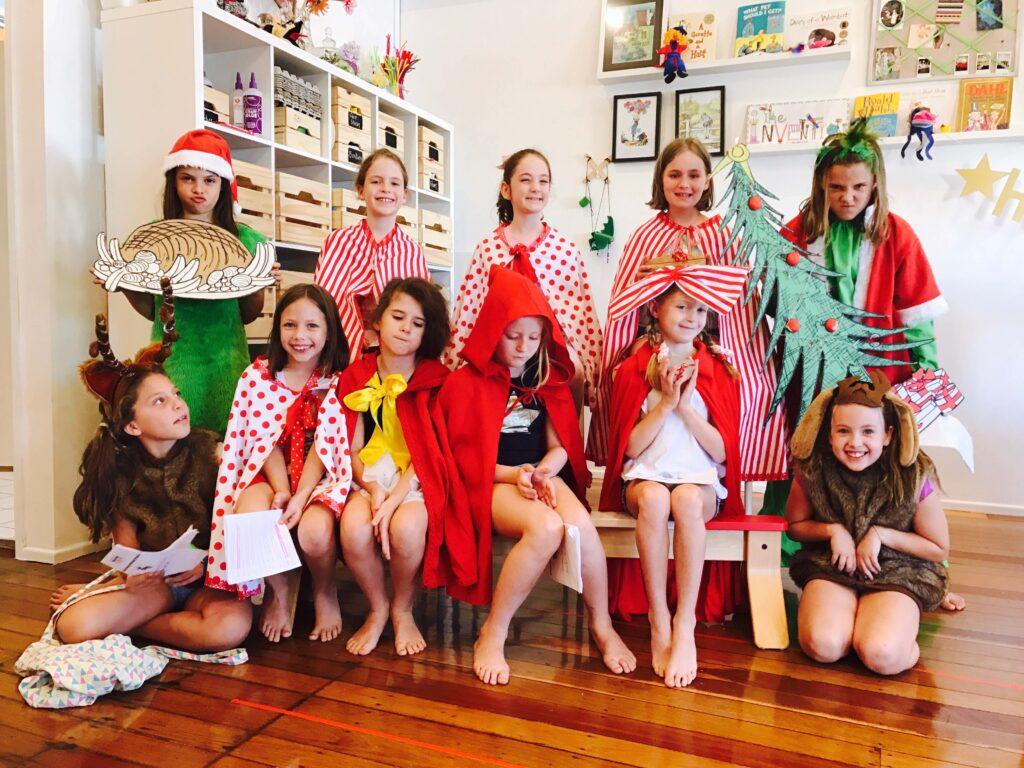 Christmas Holiday Workshops