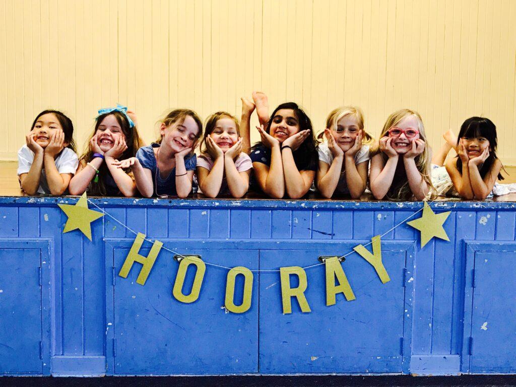 Moana Signing Dancing Workshop Brisbane Kids