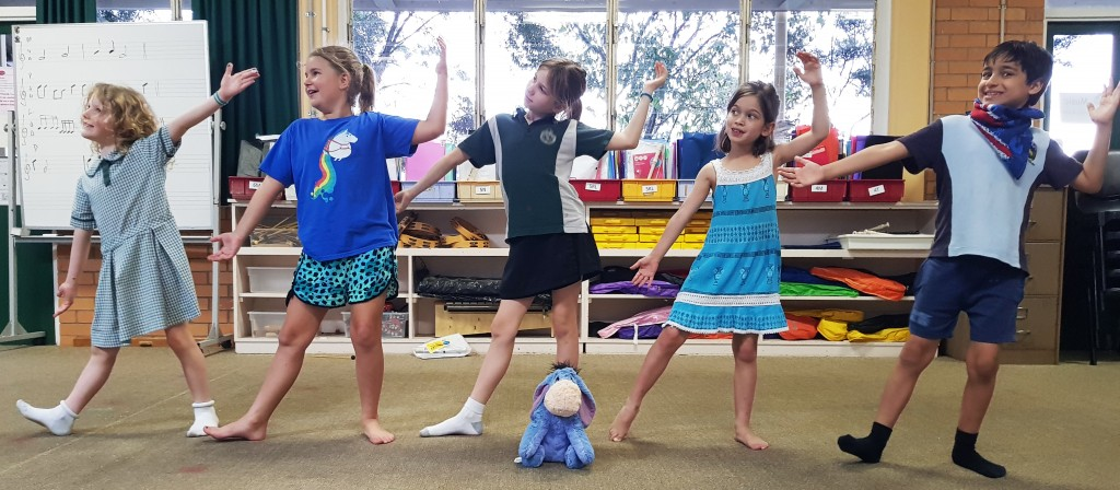 Speech and Drama Classes in Dutton Park