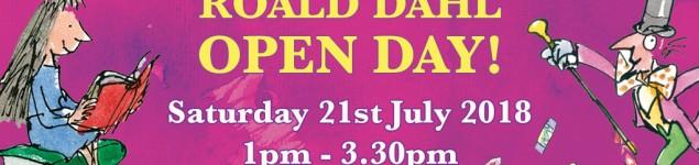 Roald Dahl Open Day at Speak Up Studio
