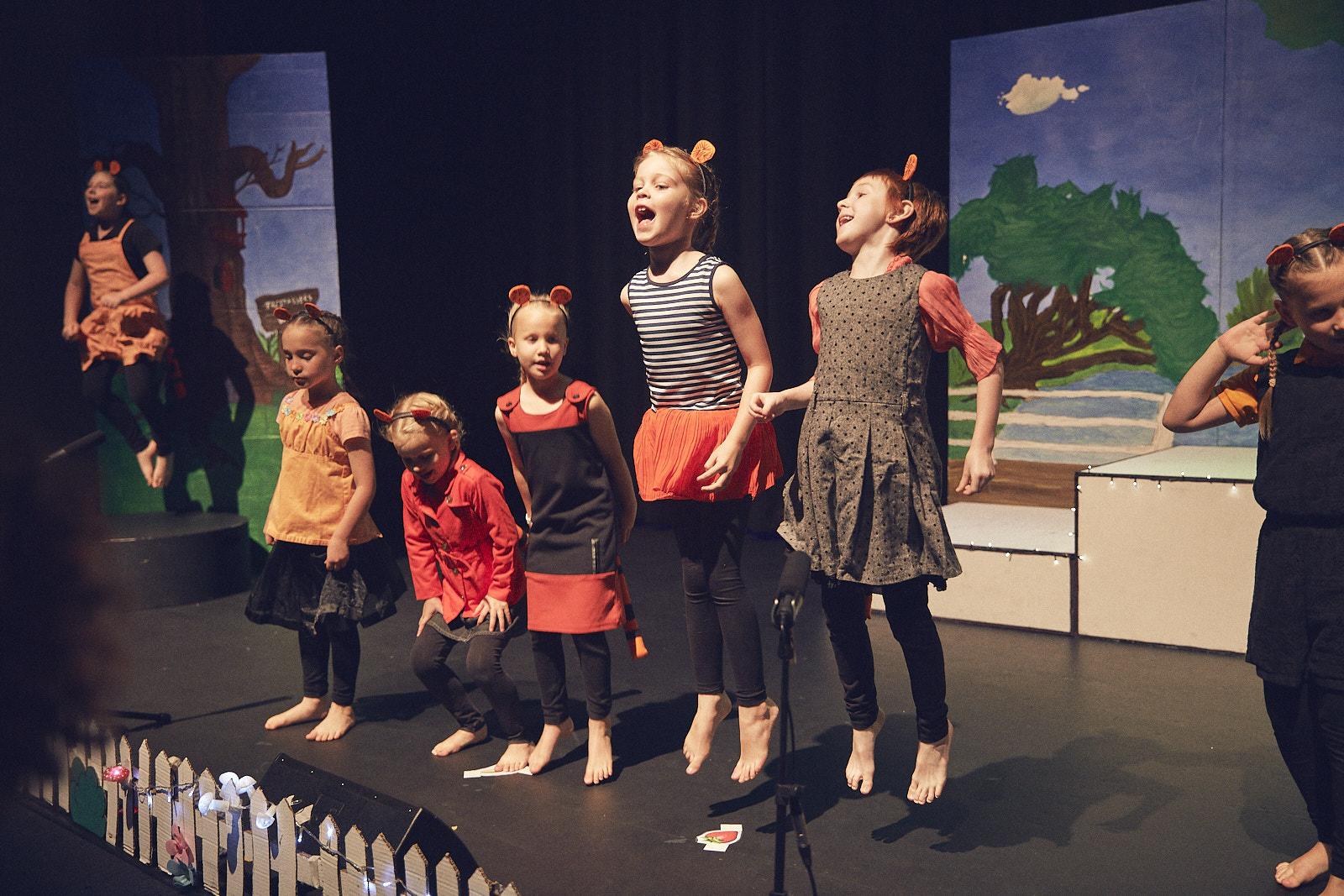 Creating Confident Kids - Speak Up Studio