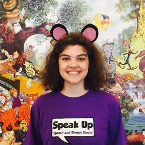 Speak Up Studio Speech and Drama Teacher