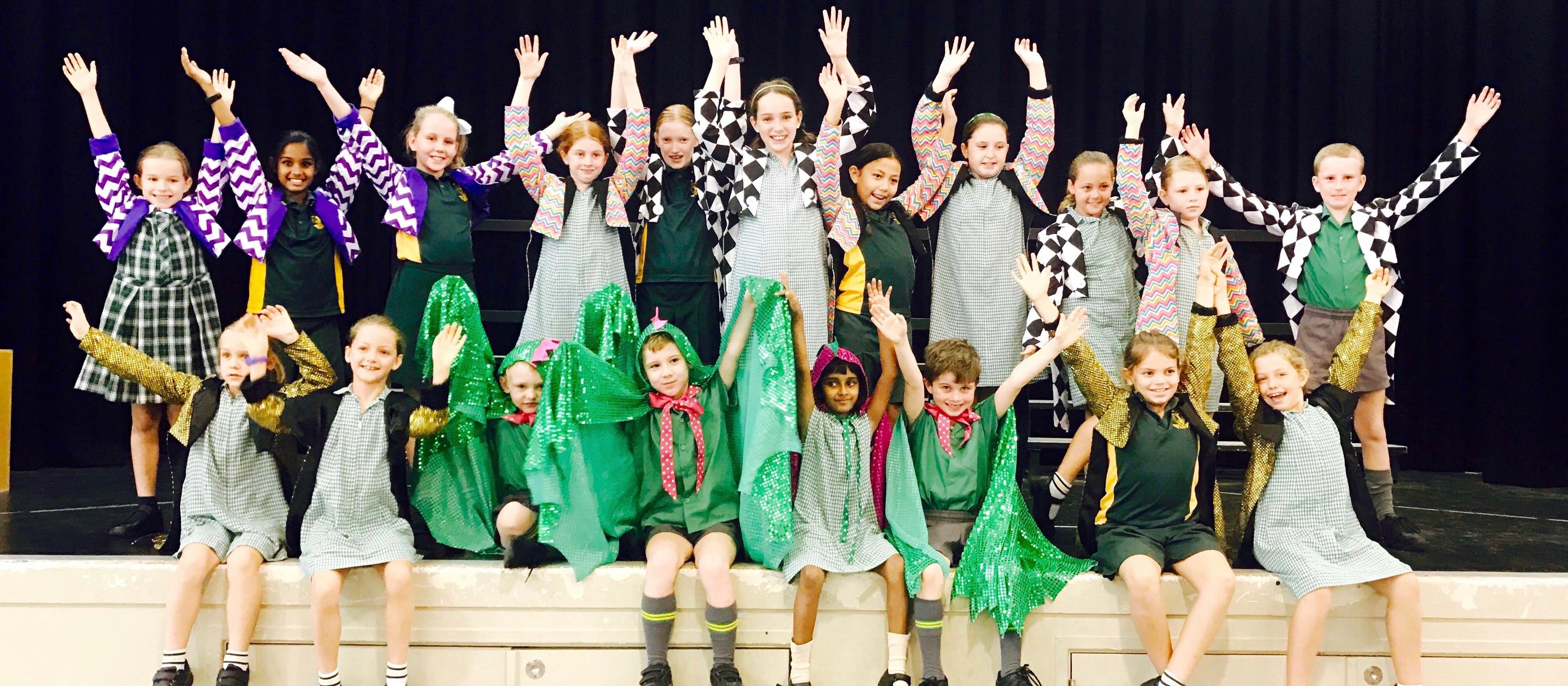 Assembly performances for confident kids