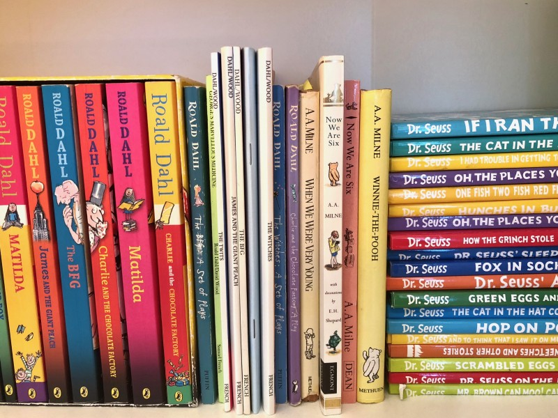 Books that inspire teachers