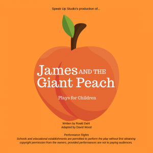 James and the Giant Peach Play