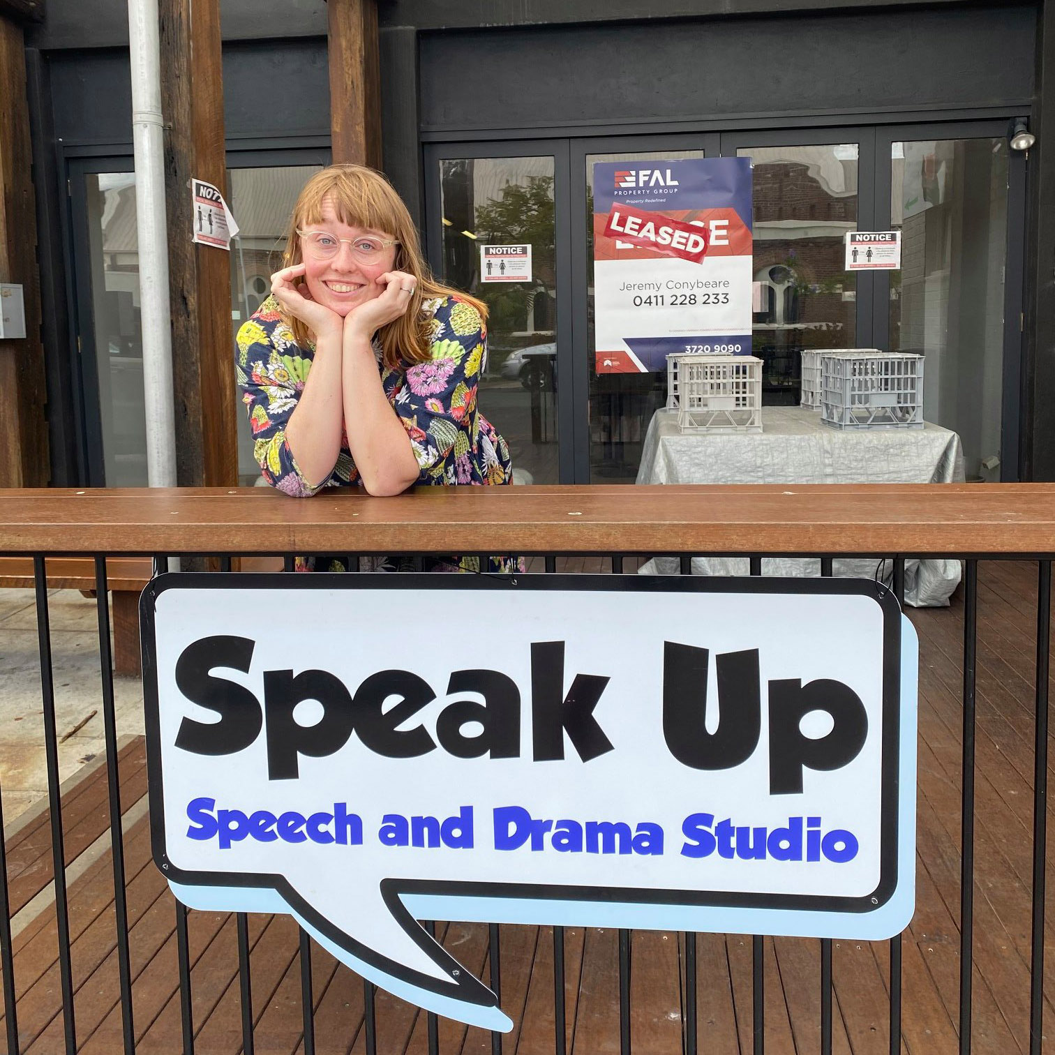 speech and drama classes in sherwood