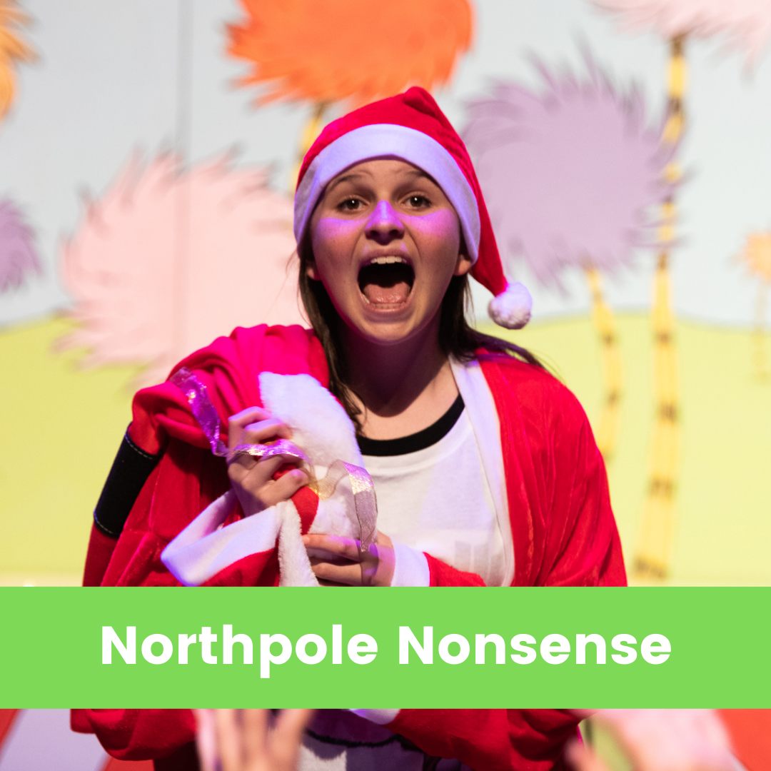 Northpole Nonsense Green